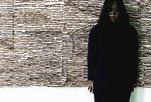 artiste : Chiharu Shiota