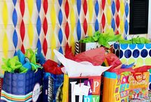 Birthday Backdrop Ideas Boy