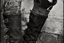 anfibi e biker boots