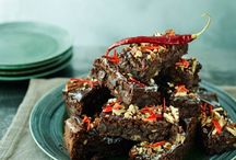 chilli brownie
