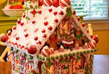 Pepperkakehus / Gingerbreadhouses