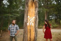 Hunting Themed Engagement Ideas