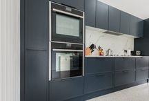 Glenline - Our Work / Designed and manufactured by Glenline - Bespoke Kitchens & Interiors