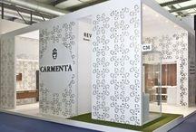 Salone del Mobile - Milano / Carmenta exposition at Milano Design Week