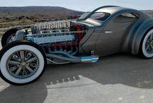 Hot Road Cars