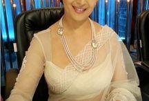 sheer saree blouse desigbs