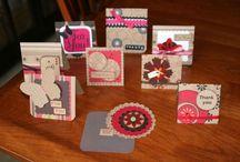 Scrapbook Cards