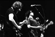 ♫ in your ear ... ☮ Grateful Dead, Jerry Garcia / by Annie B.
