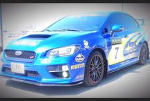 Rally / Track Car in the UAE.... Happy Customer Happy Wheels :)