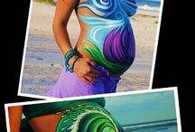 Belly paint / by Katie McColley