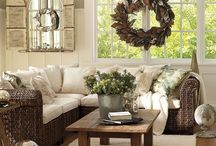 { rustic or shabby chic } / my favorite type of decor