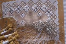 koronki / koronki ręcznie robione