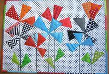 Mini Quilts & Mug Rugs