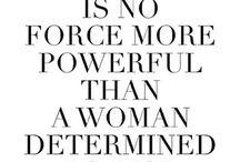 Women motivation