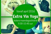 YW Instagram Volgende week start de nieuwe wekelijkse Yin Yoga les op maandagochtend. Interesse? Meld je aan via info@yogaweert.nl. #YogaWeert #yoga #weert #wieert #yinyoga #yoganl