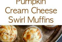 Pumpkin cream cheeses