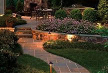 House & Landscape design / Garden ideas, pergolas etc.