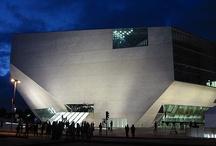 Casa di música / Architect: Rem Koolhaas Locatie: Porto, Portugal