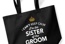 Sister of the Groom / Gifts for the Sister of the Groom. From mugs and shirts and from bestselling bags and keepsakes to laser engraved gifts for the Sister of the Groom. Something special and original to cater for the special day, helping to make the perfect wedding.