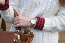 Fall/Winter Style / by Sabrina Smith