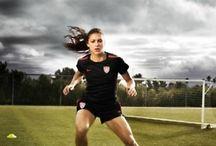 soccer / Ball kick and play