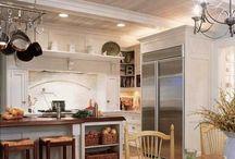 kitchens / by Marcela Ramirez Quesada