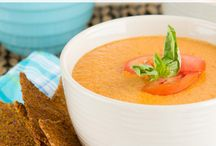 Soups // Recipes to Try