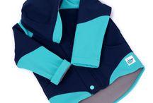 ADRY children's softshell jacket