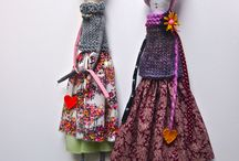 Art dolls and creatures