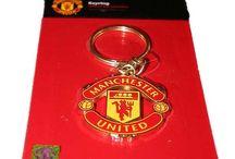 Manchester United Keys, Keyrings & Holders / Official Manchester United Keys, Keyrings & Holders