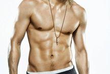 Hot Men! / by Abigail Tupas