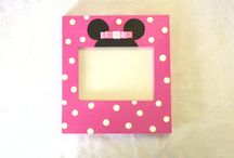 minnie mouse room / by Leeanne Davis