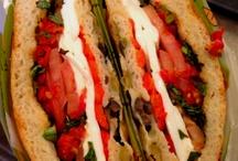 Not Your Typical Sandwich  / by Brea Buffaloe