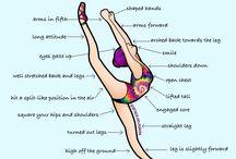 Danza esercizio