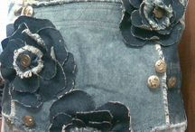 Torby jeans