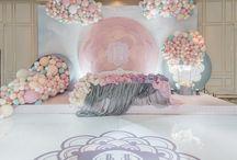 Розовые свадьбы