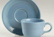 cups and saucers / by Nita Pinkston