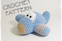 Crochet, tricot et tissu