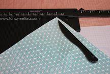 Scoring Board/Envelope Punch Board Ideas