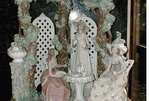 Lladro porcelana