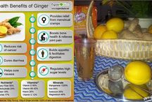 Ginger Tea! / Delicious and healthy!