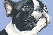 Custom Artwork of Your Pets
