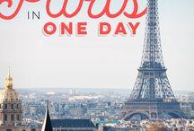 5 hours in Paris