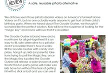 Goodie Gusher Reviews / See what the world has to say about the hottest new kids party activity!