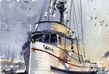 ART (watercolors)