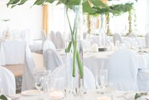 Modern Lush Wedding Decorations