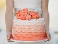 Wedding...cake. / by Abigail Howard