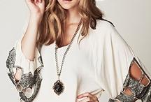 I wear my heart on my sleeve / Fashion ideas for my closet!  / by Kathryn Turner