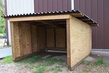 Goaty Goodness / Ideas for shelter, feeding, etc. to care for Nigerian Dwarf dairy goats.