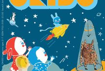 OKIDO Digital 03 / Digital images of Okido 03, which is all about day & night / by OKIDO Magazine